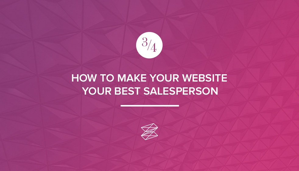 How to Make Your Website Your Best Salesperson
